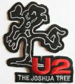 U2 - 'The Joshua Tree' Embroidered Patch